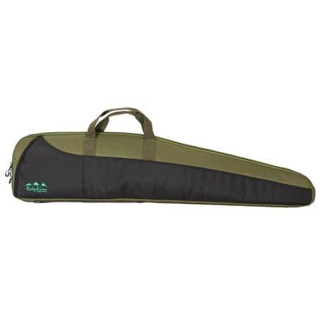 "Ridgeline Classic Scoped Rifle Air Gun Bag Slip Case Olive 48"" 52"" Sling Handles"
